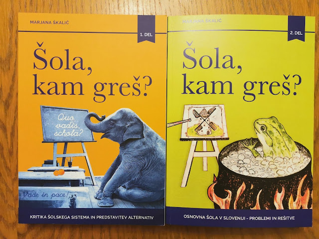 Knjiga o šolstvu v dveh delih