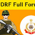 NDRF Full form in Hindi - NDRF क्या है?