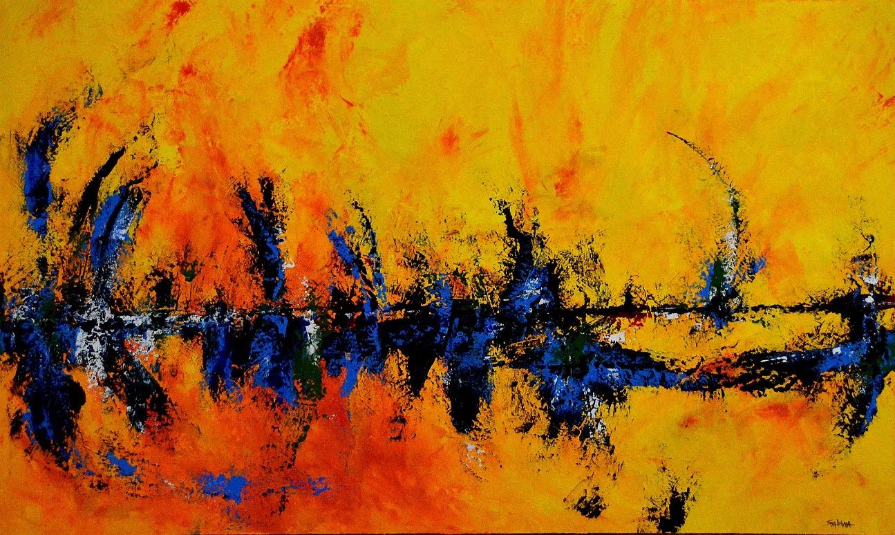 Lukisan Abstrak Hem: Ini Dia 8 Aliran Seni Lukis Yang Paling Populer