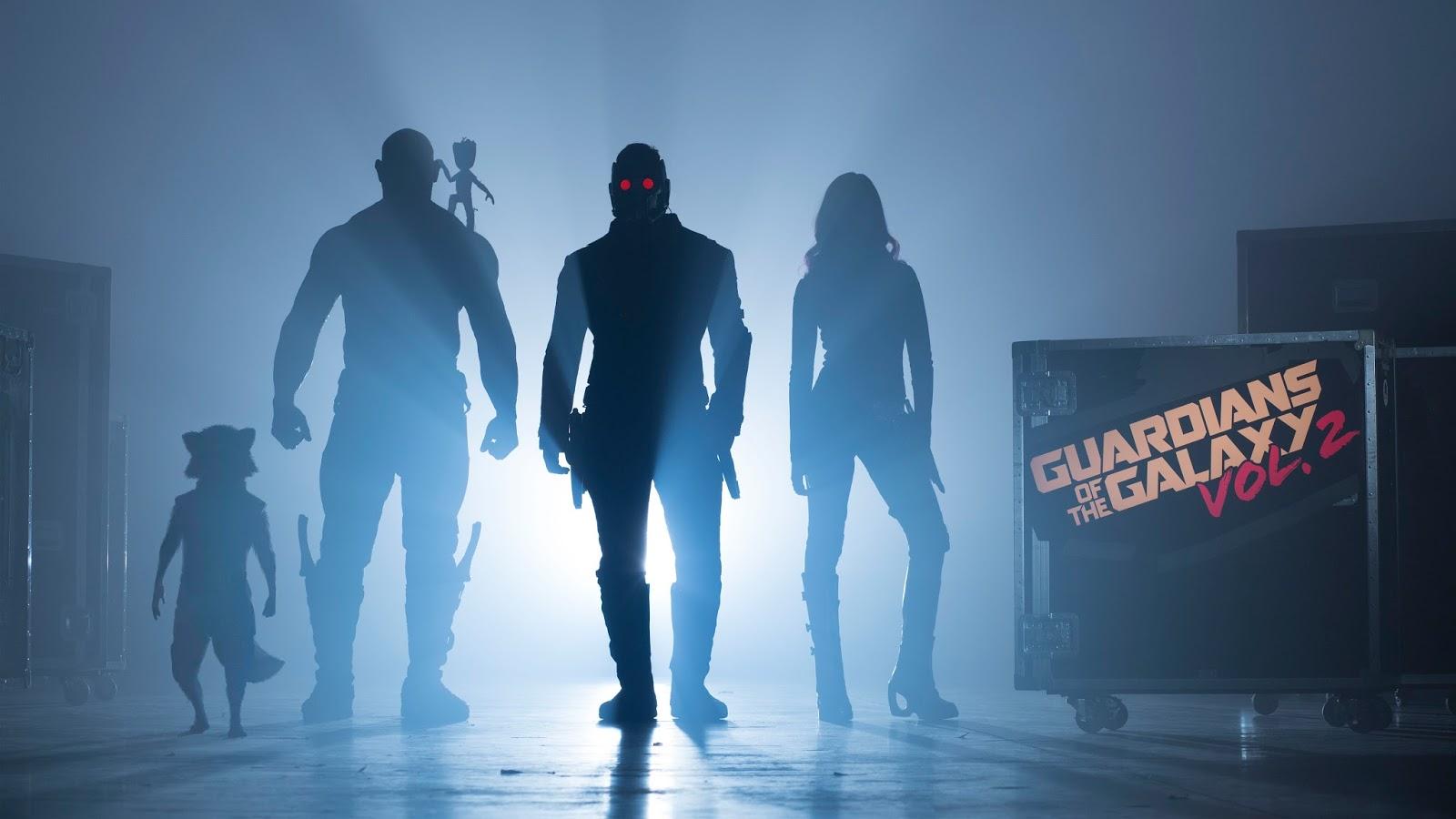 """Marvel revela primeiro trailer de """"Guardiões da Galáxia Vol. 2"""", com Chris Pratt e Zoe Saldana"""