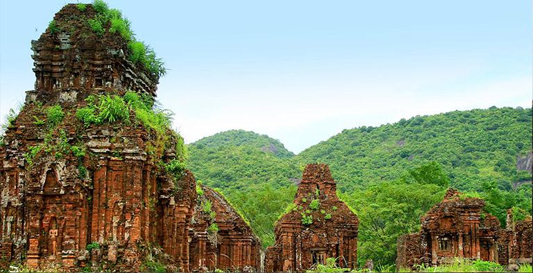 Vietnam, Mỹ Sơn Sanctuary Heritage Site