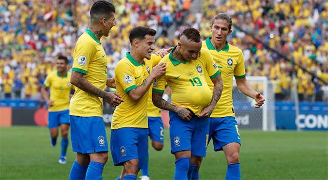 Brazil đại chiến Argentina bán kết Copa America: 2 SAO lạ lu mờ Messi, Coutinho là ai? 2