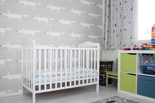 pienen pojan huone