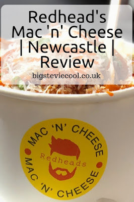 Redhead's Mac 'n' Cheese | Newcastle | Review