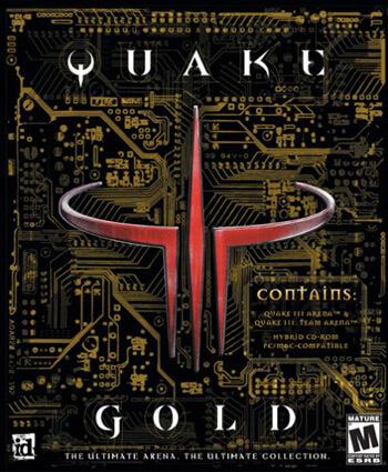 تحميل لعبة Quake III Gold v2.0.0.2 للكمبيوتر برابط مباشر