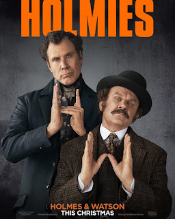 Holmes & Watson - Poster & Trailer