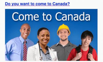 Visa Immigration To Canada: Would You Like to Travel, Work and Study In Canada? - Apply for Canada Visa