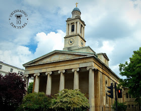 Eaton Square Concerts at St Peter's Church, Eaton Square