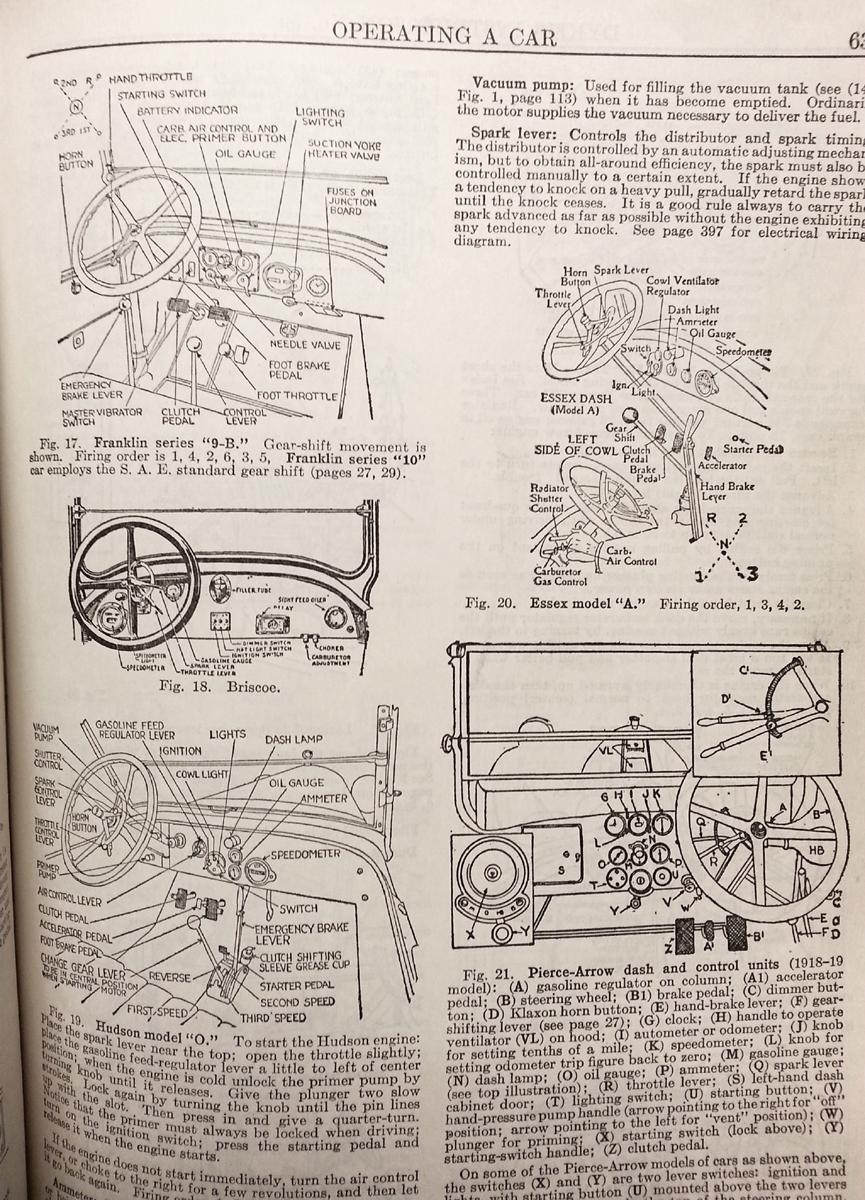 Just A Car Guy 2 14 16 21 1927 Ford Model T Wiring Diagram Franklin Essex Hudson Pierce Arrow