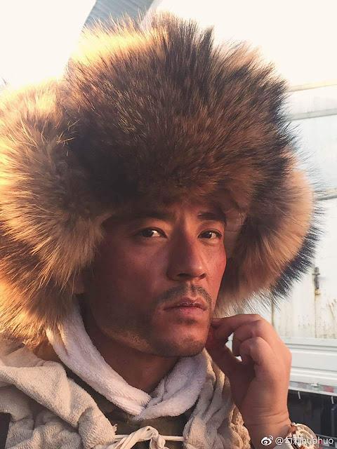 Li Guangjie The Wandering Earth actor