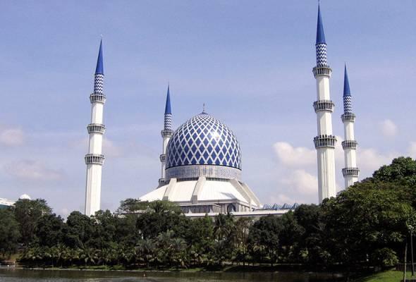 Senarai Masjid Yang Dibenarkan Melakukan Solat Jumaat Di Seluruh Selangor Sepanjang PKPB