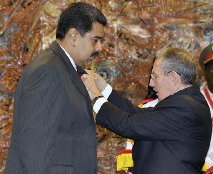 Régimen otorga a Nicolás Maduro la Orden Fidel Castro por su gestión ante la pandemia