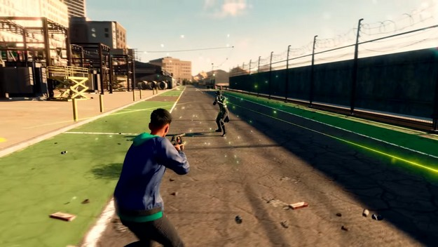 Players aren't particularly thrilled with the new Saints Row game