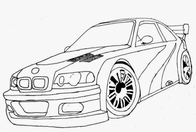 desenhos de carros