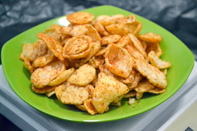 Super Spicy Seblak Chips recipe