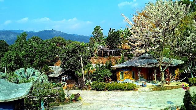 Art Resort: Jakawan Baandin Chiang Mai