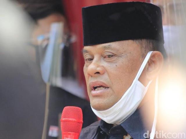 Nyesek! Curhat Gatot Nurmantyo Soal Deklarasi KAMI Jabar yang Sempat Ditolak