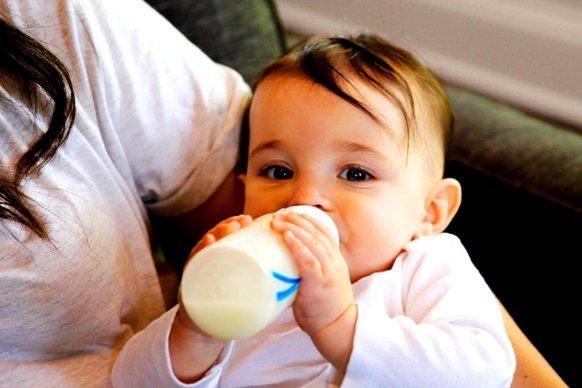 Susu formula s26 untuk perkembangan bayi