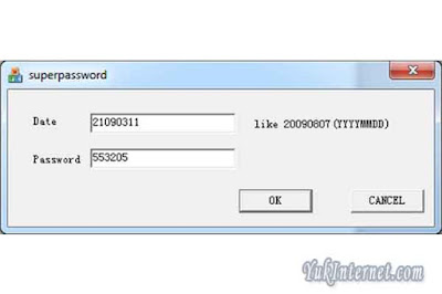 reset password cctv dengan super password 2
