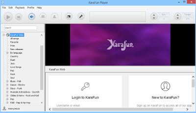Download KaraFun Player 2018 Latest Version