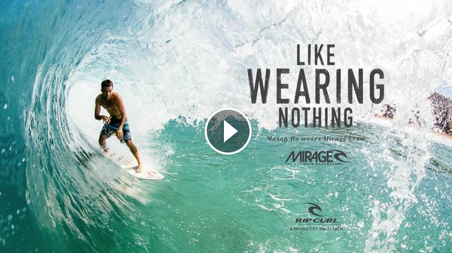 Mirage Crew Mason Ho Like Wearing Nothing - Rip Curl