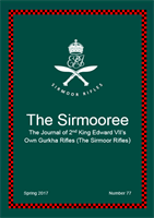 The Sirmooree - cover