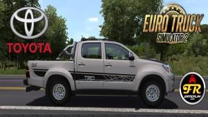 Toyota Hilux 2016 [v2.0]