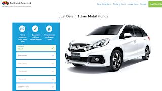 Honda Mobilio Mobil Keluarga Yang Cocok Buat Keluarga Anda