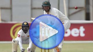 Zimbabwe vs Sri Lanka 2nd Test 2020 Day 4 Highlights