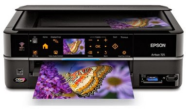 Epson Artisan 725 Printer Drivers Download