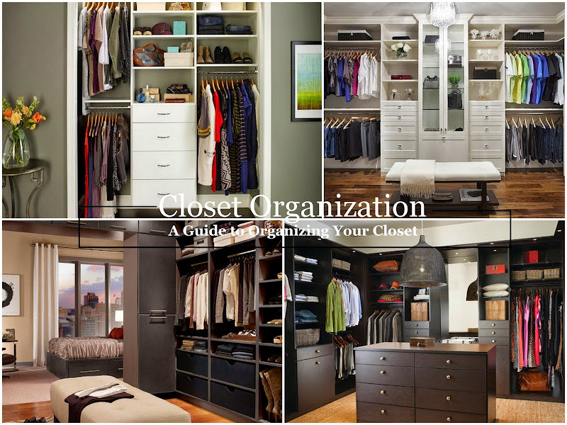 Closet Organization | Organize in Style