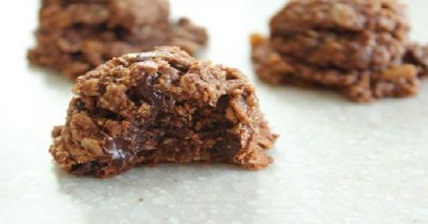 Double Chocolate Macaroons Recipe