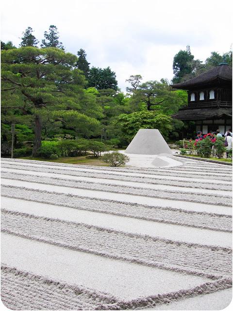 Le Pavillon d'argent à Kyoto