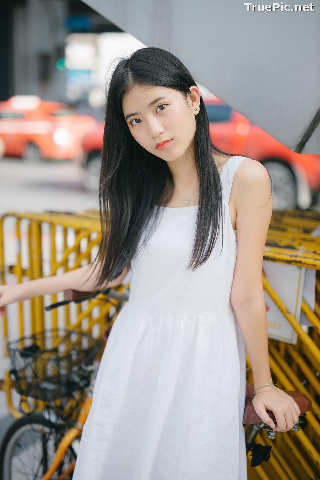 Image Thailand Model - Venita Loywattanakul - A Beautiful White - TruePic.net - Picture-9