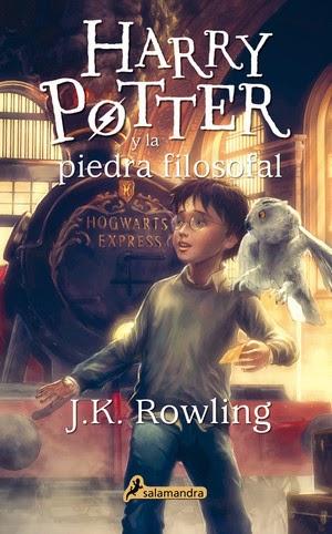 Reseña: Harry Potter y la piedra filosofal, de J.K. Rowling