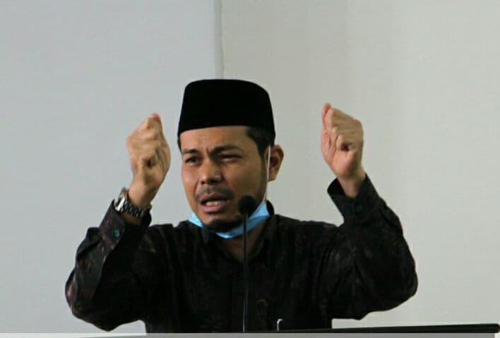 Ustadz Masrul Aidi Lc, Pimpinan Dayah Babul Maghfirah Cot Keu'eung Kuta Baro Aceh Besar