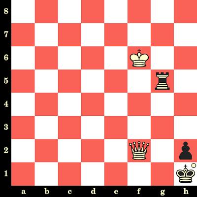 Les Blancs jouent et matent en 4 coups - Anatoly Karpov vs George Trammell, St Martin, 1992