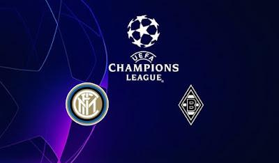 مشاهدة مباراة انتر ميلان ضد بوروسيا مونشنجلادباخ 21-10-2020 بث مباشر في دوري ابطال اوروبا