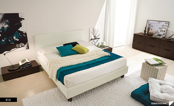 Strikingly Beautiful Modern Style Bedrooms - Elegance Dream ...