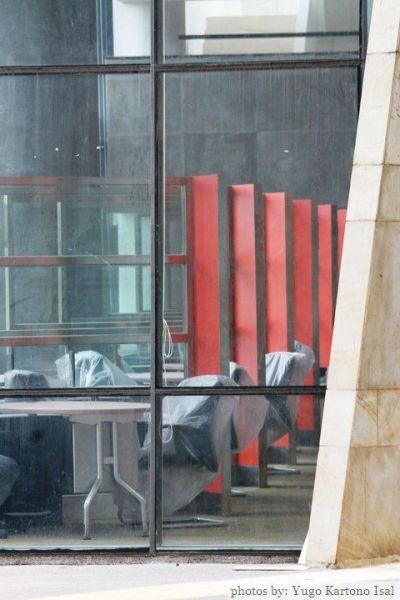 Konsep Green Building di Perpustakaan UI (Universitas Indonesia)
