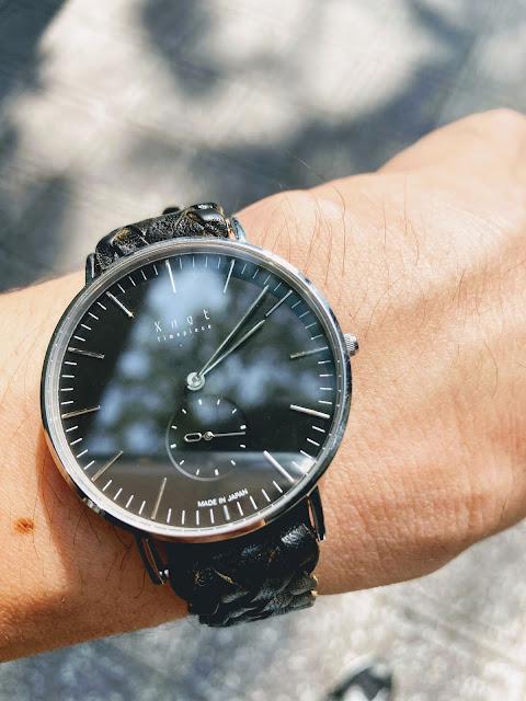 腕時計(knot)の電池交換