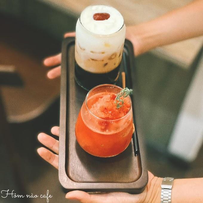 Kazu Kaffe quận Tân Bình - Quán cafe mang phong cách Nhật Bản