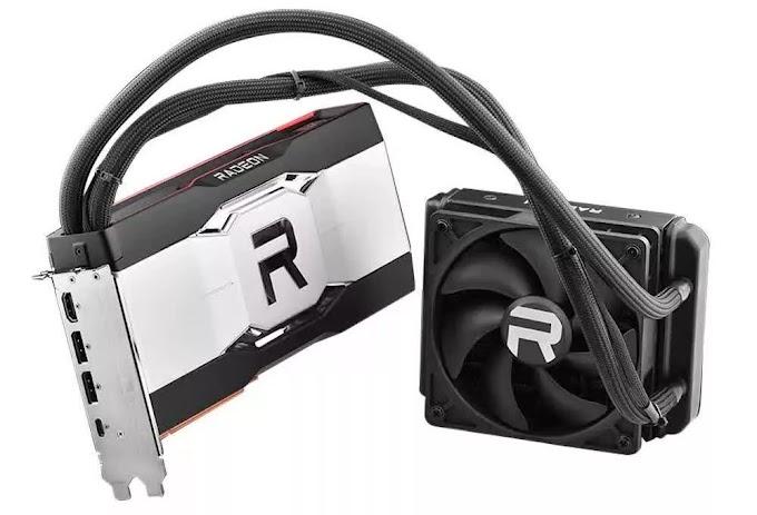 Sıvı soğutmalı Radeon RX 6900 XT grafik kartlarında yeni gelişmeler