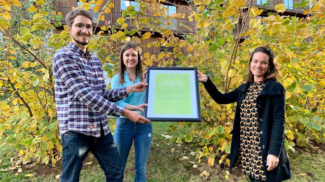 Das Projekt «Hazelburger» gewinnt Grand Prix Bio Suisse 2020