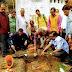 पी एस कॉलेज में 45 लाख रु. लागत के अतिरिक्त वर्ग कक्ष के भवन का शिलान्यास