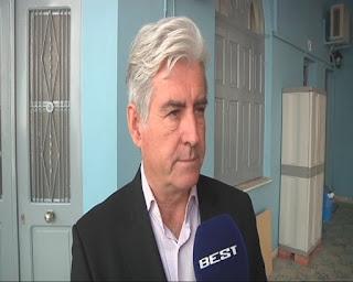 Υποψήφιος Δήμαρχος Καλαμάτας ο Βασίλης Τζαμουράνης