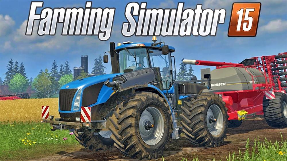 Farming Simulator 2015 Download Poster