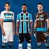 Kit do Grêmio 2016 Para Pes5 e We9 l By Breno