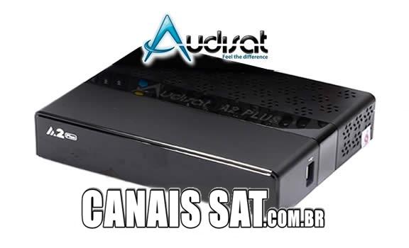Audisat A2 Plus (Tuner Fixo) Nova Atualização V1.3.13 - 23/12/2019