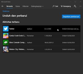 Cara Menginstal Aplikasi Dari Microsoft Store